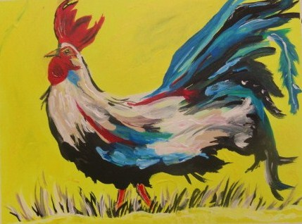 Sunny Rooster